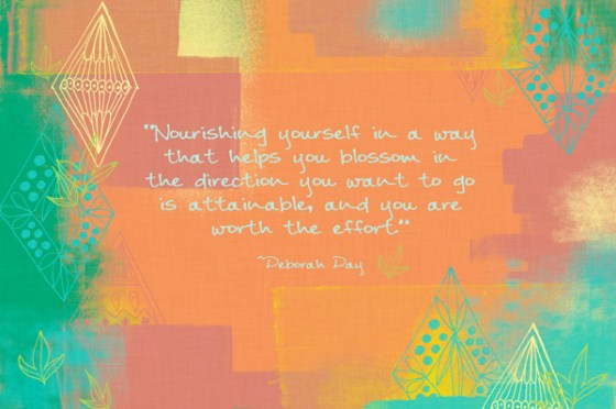 Free Self-Care Declaration of You Wallpaper Colorful Quote Desktop Background