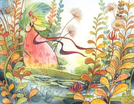 Thumbelina by Alina Chau