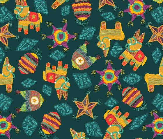 Piñata Party Pattern