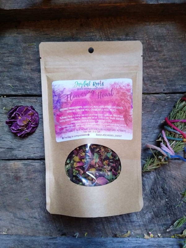 Flowering Heart Summer Cooler Tea