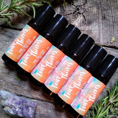 Four Thieves Essential Oil Roll-Ons