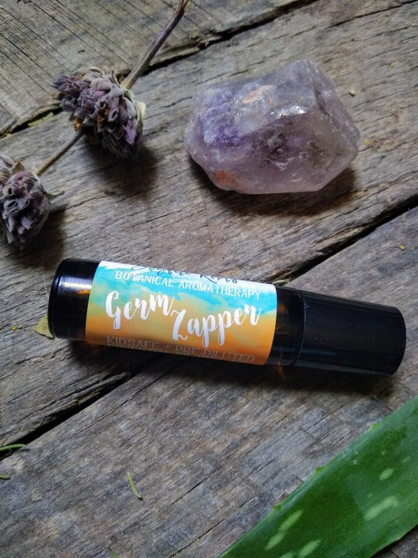 Kid's Germ Zapper Essential Oil Roll-On