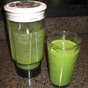 #green smoothie