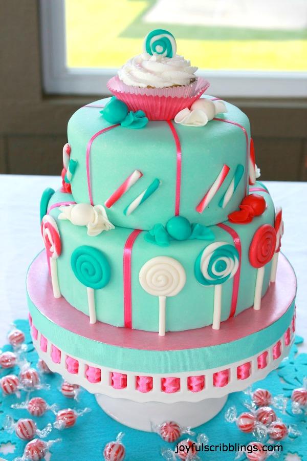Sweet 13 Girls Birthday Party