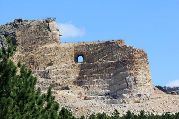 #Crazy Horse Memorial