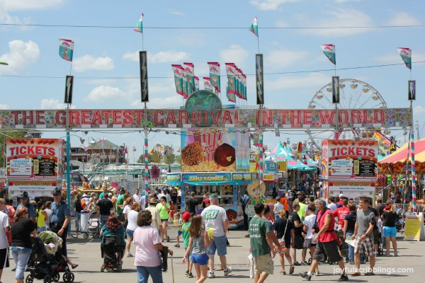 #MO State Fair Carnival