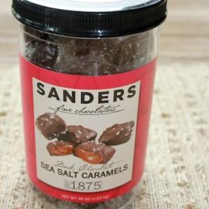 #sea salt caramels