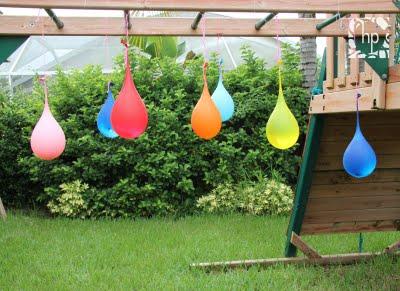 water ballon pinatas