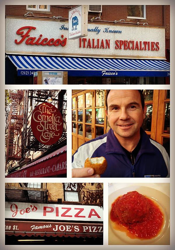 #Greenwich Village Food Tour