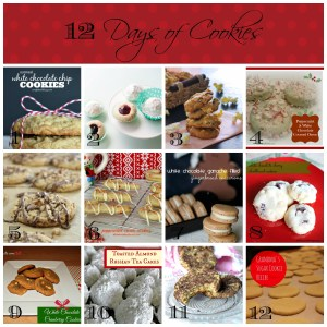 #12 Days of Cookies