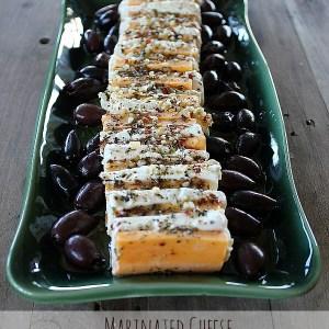 #marinated cheese