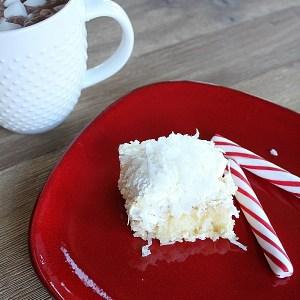 #coconut dream cake