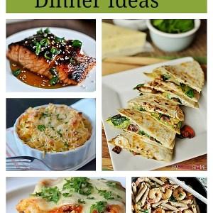 #20 Meatless Dinner Ideas