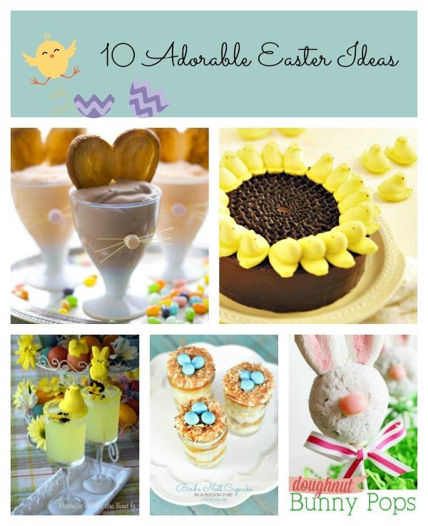 #10 Adorable Easter Ideas