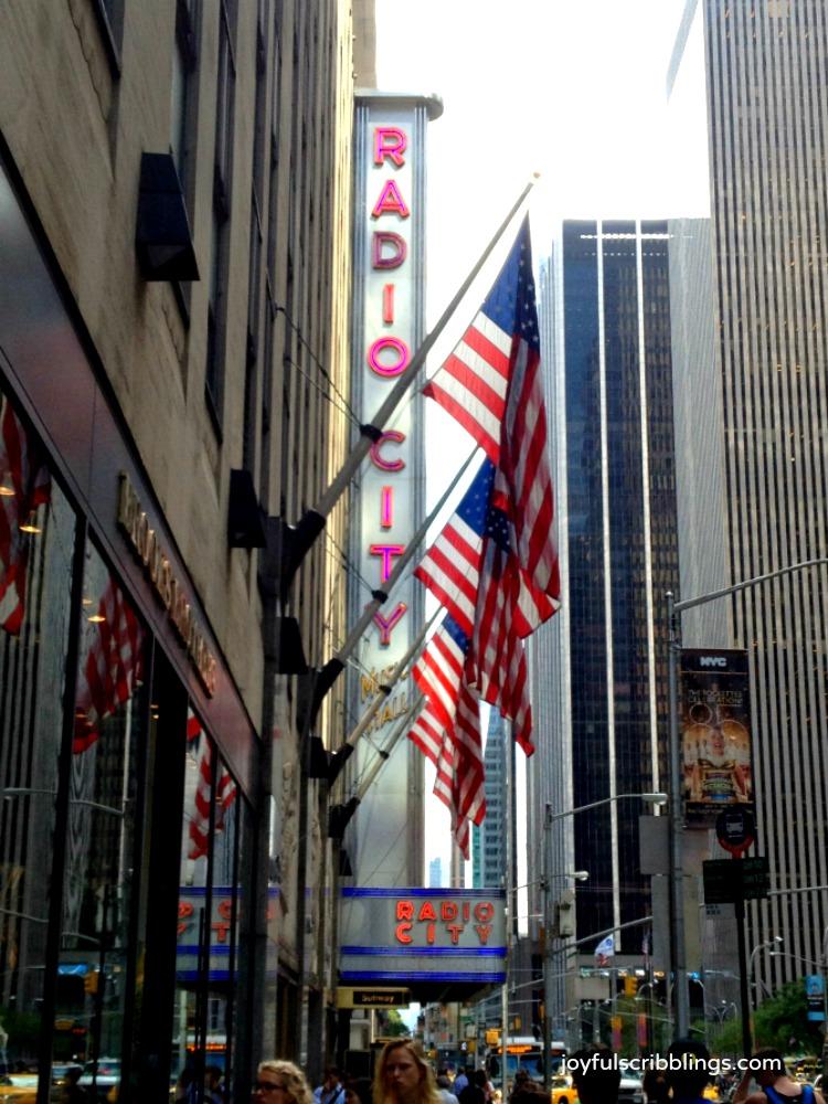 #Radio City Music Hall