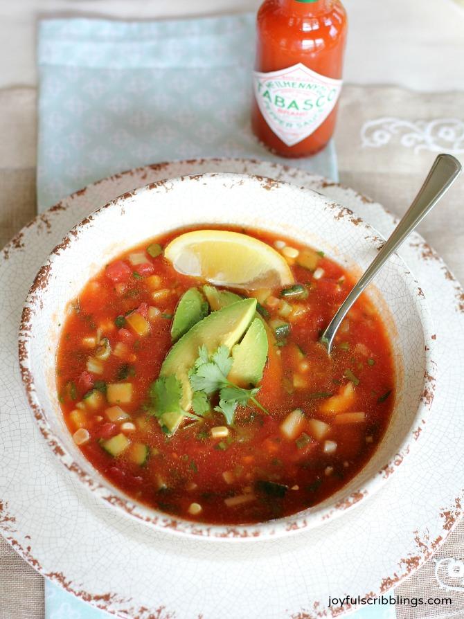 #gazpacho soup