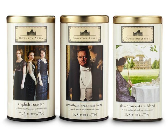 #Downton Abbey Teas