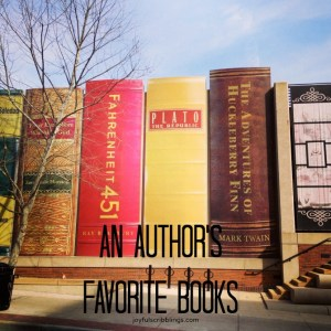 an author's favorite books