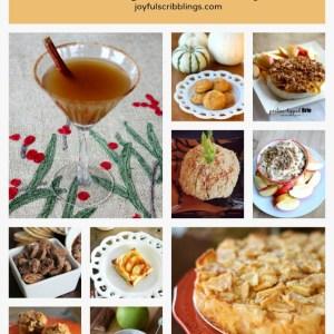 14 easy fall recipes