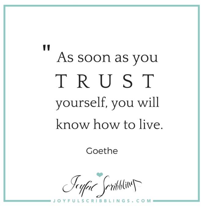 quote on trust