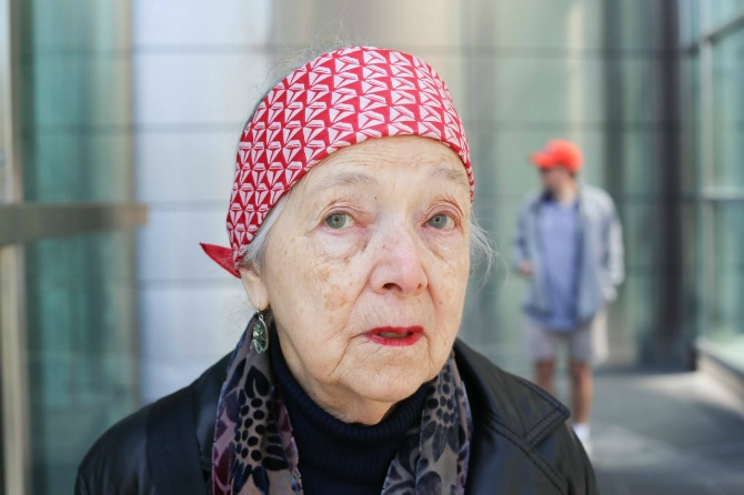 Humans of NY woman