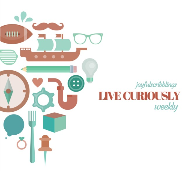 Live Curiously Weekly