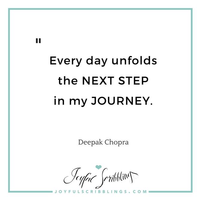 Deepak Chopra Best Quotes: JOYFUL Scribblings