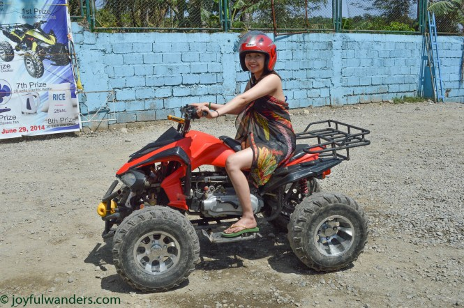 Activities Boracay, ATV