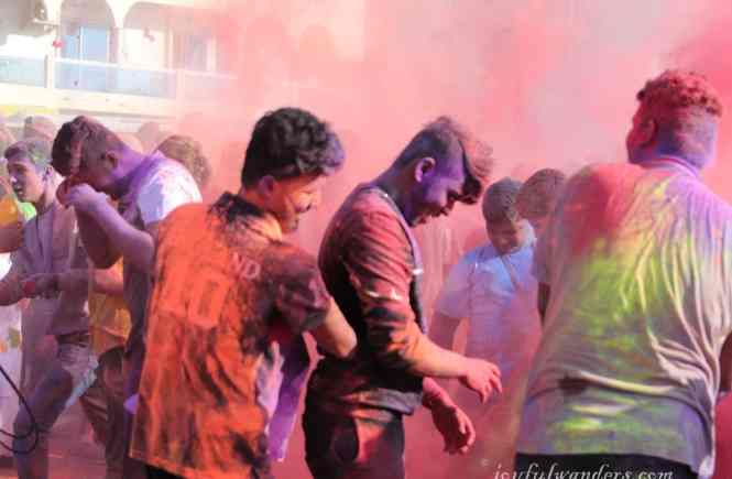 Ajman Color Run