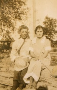 My maternal Grandparents Arthur Dewey and Trixie Dixon Ownes.
