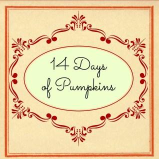 14 Days of Pumpkins 2