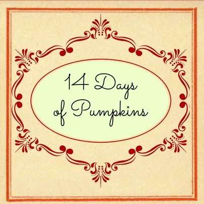 14 Days of Pumpkins 2