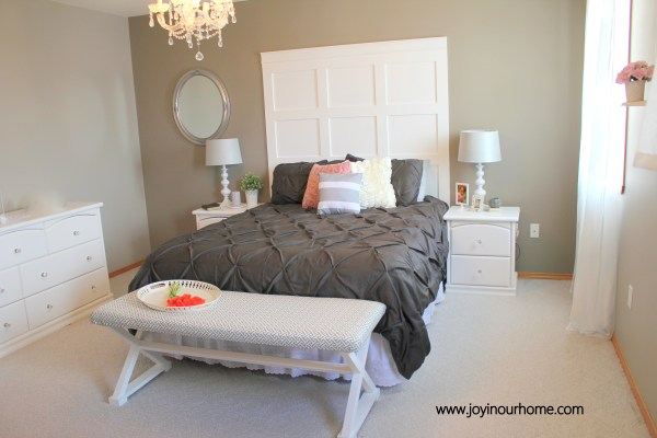 One Room Challenge at www.joyinourhome.com
