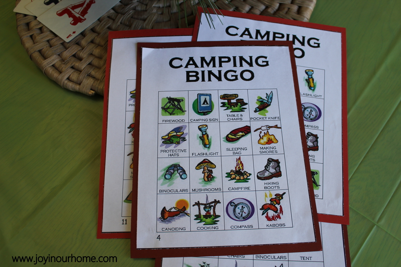 I Also Found These Fun Bingo Cards From Christina At Inspiration For Celebration Our Little Ones Have The Worlds Largest A Huge Collection Of Stones So We