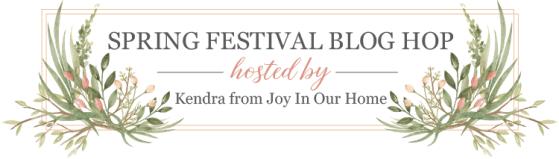 Spring-Festival-Blog-Hop Spring Front Porch Inspiration & Blog Hop Decorating DIY Holidays Spring