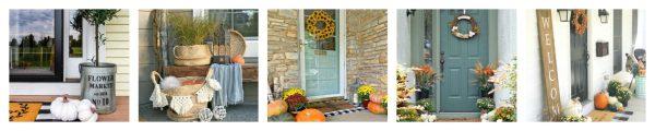 front porch collage 1200x240 Neutral Farmhouse Fall Tablescape
