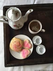 Tea Tray Cookies