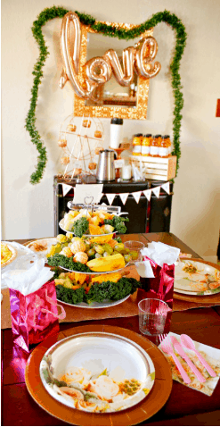 How to Throw a Galentine's Day Brunch + Free Printables