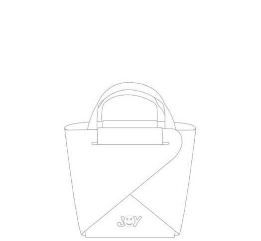 francesca borsa componibile tipo obag joy