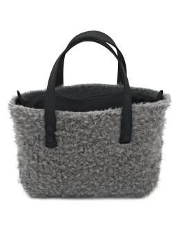 Joy-borse-componibili-vegan-made-in-italy-erika-nero-chic-grigio-material