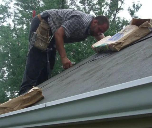 Detail Work Joyland Roofing