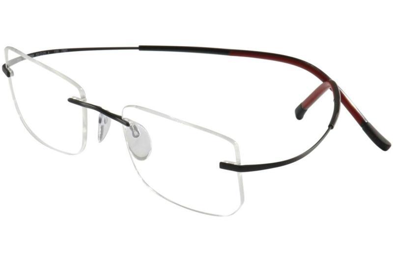 c2fce6b47028 Silhouette Eyegl Titan Minimal Art Icon Chassis 7581 Rimless. Silhouette Gl  Eyewear San Antonio