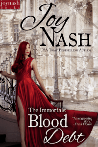 Blood Debt (Immortals)