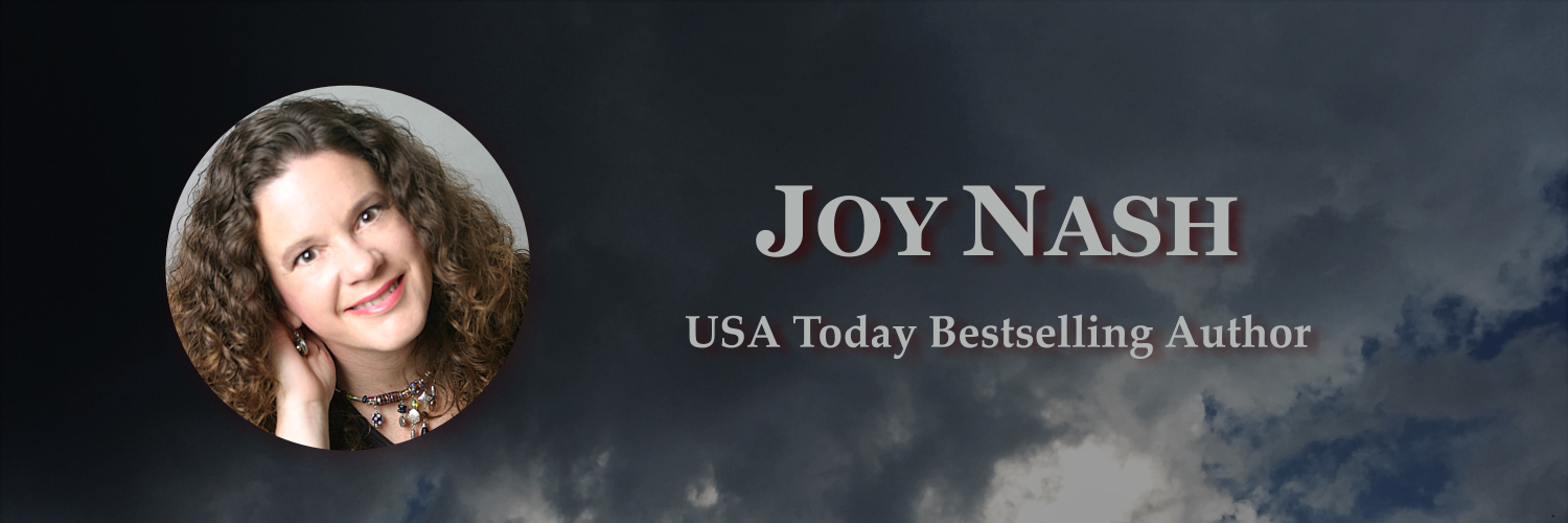 Author Joy Nash