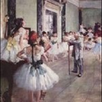 The Dance Class, Degas