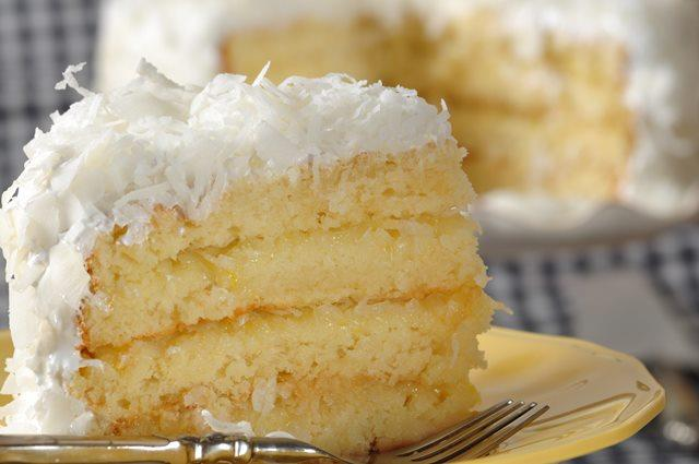 Coconut Cake Recipe Video Recipe