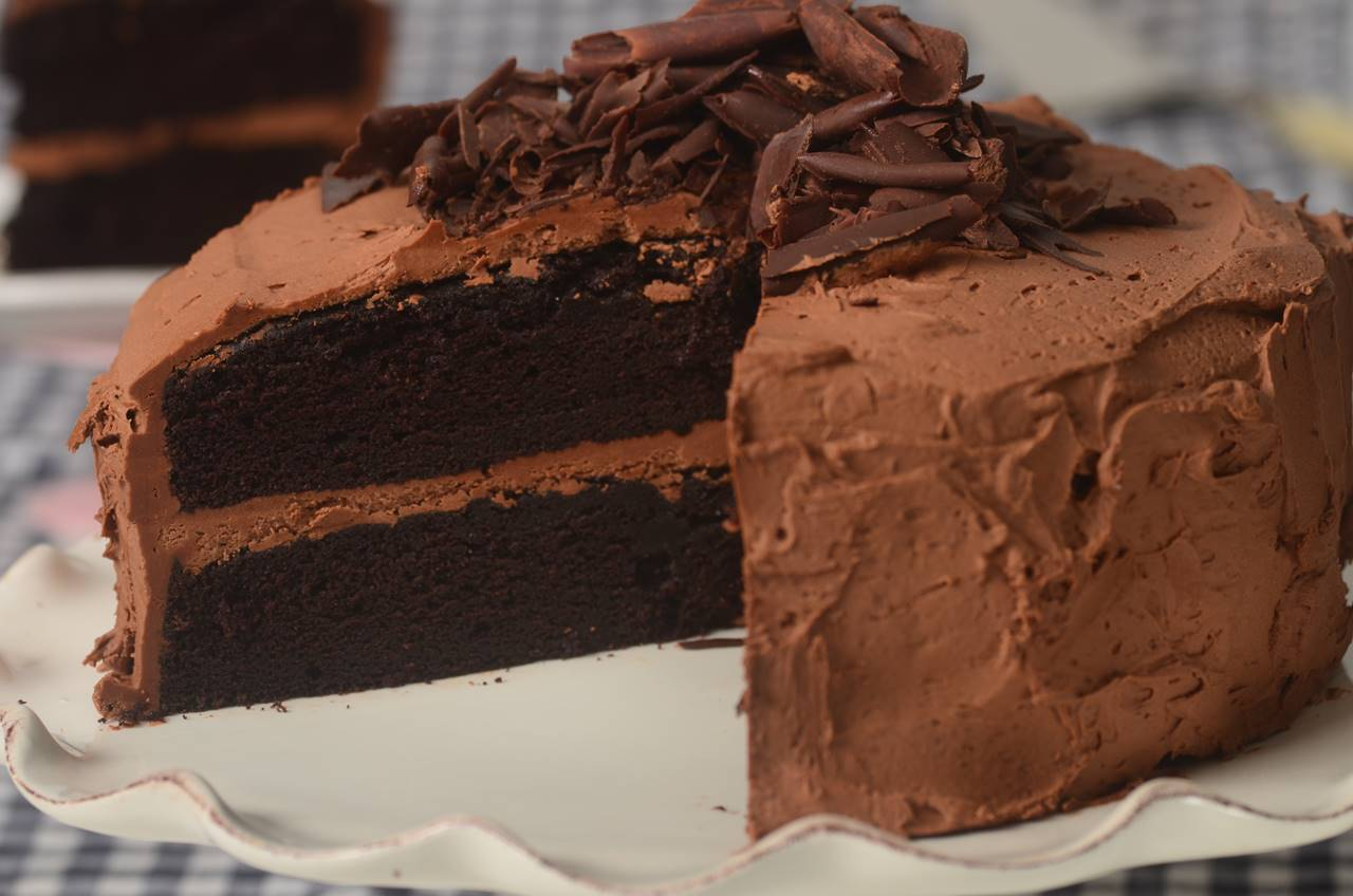 Devils Food Cake Video Recipe
