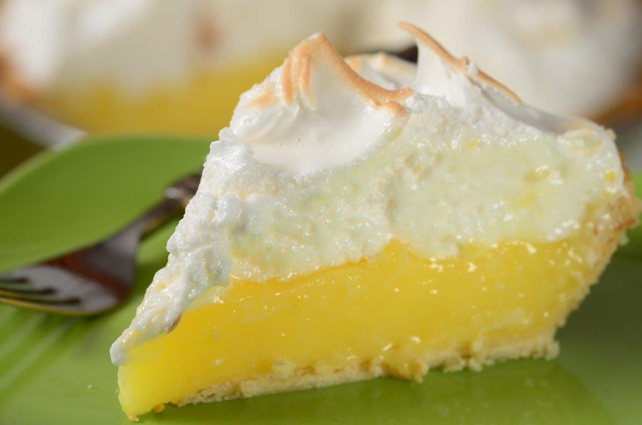 Lemon Meringue Pie Video Recipe