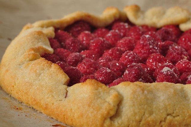 Raspberry Tart Recipe Joyofbaking Com Video Recipe