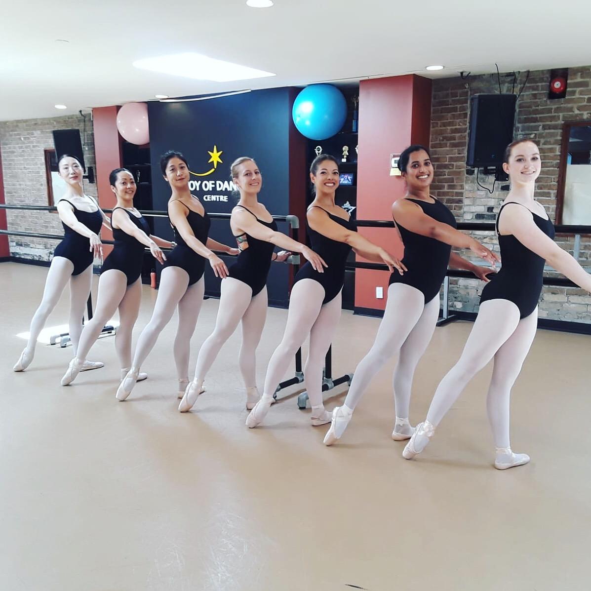 adult ballet toronto